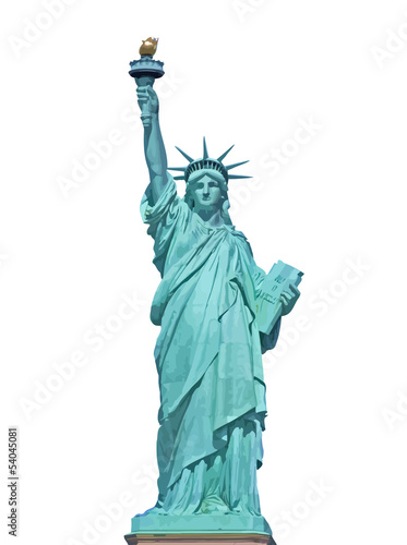 papier peint statue of liberty papiers peints wallsheaven. Black Bedroom Furniture Sets. Home Design Ideas