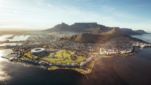 Papier Peint - Aerial view of Cape Town, South Africa